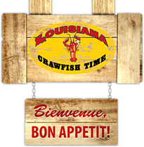 Crawfish Time Uses No Touch Disinfection Technology | NDS-360